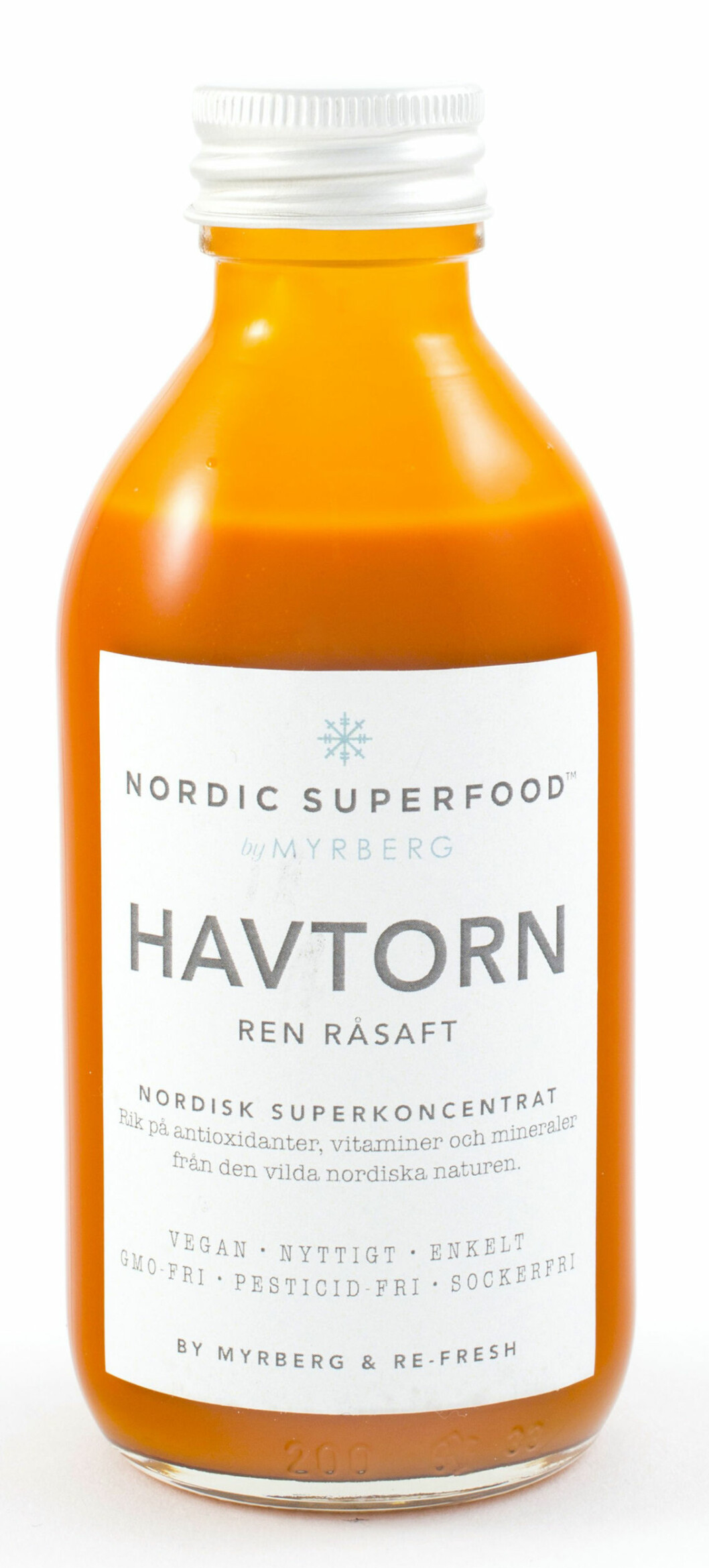 råsaft från nordic superfood.