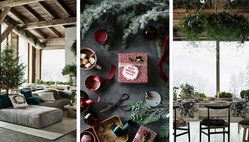 Julen 2018 på HM Home. Se bilderna här.