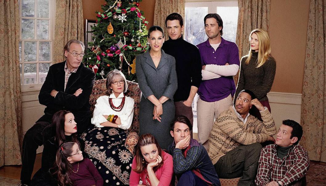 Därför driver familjen dig till vansinne under julen
