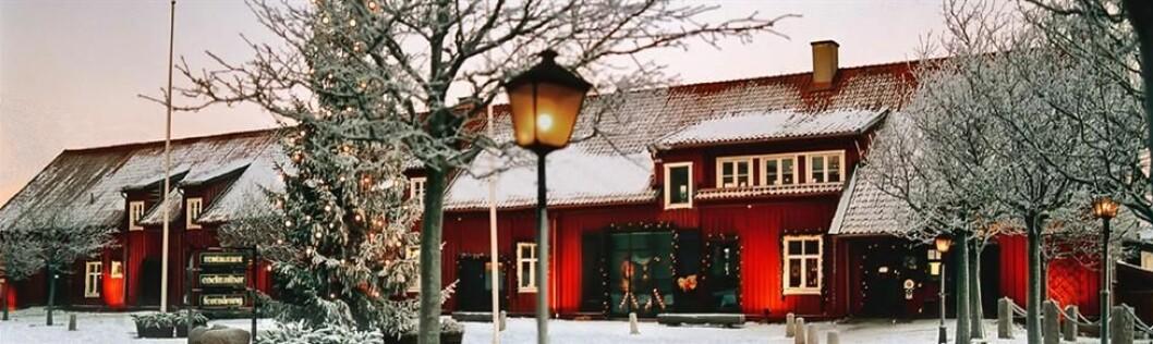 Julbord på Sjömagasinet i Göteborg.
