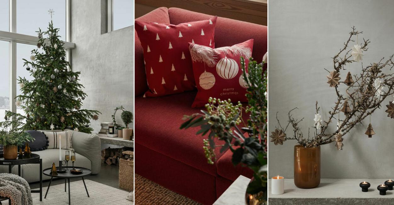 Här är julen på H&M Home 2021, se bilderna här