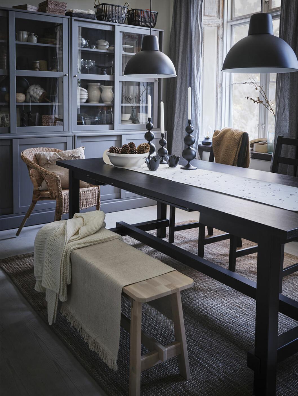 Matbord från Ikea vintern 2020