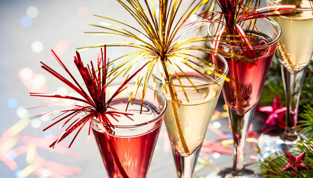 Vi har samalt de bästa dryckestipsen till jul och nyår.