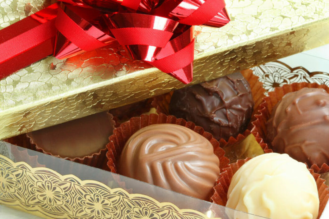 Många chokladsorter innehåller palmolja.