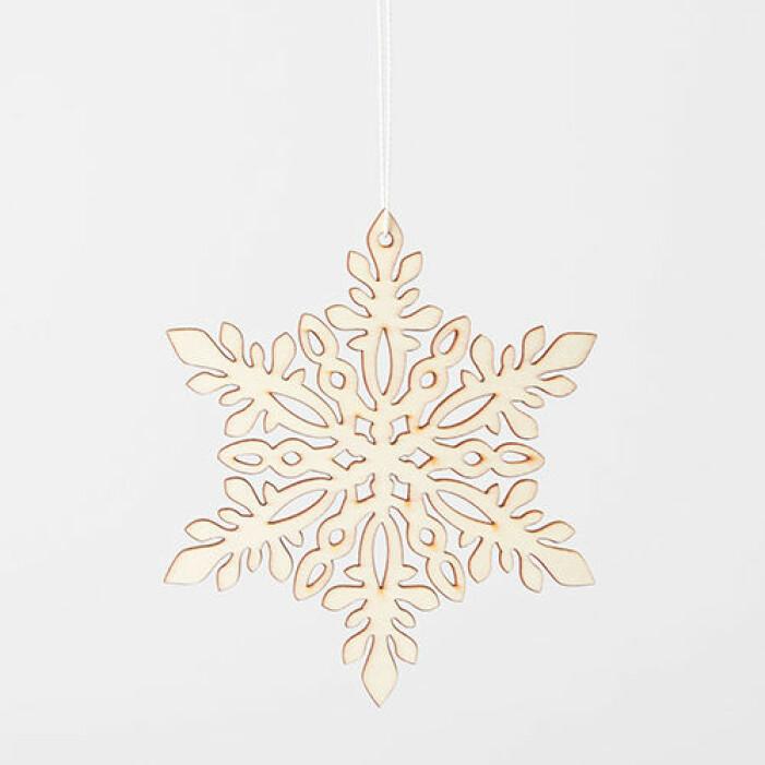 Julgranshänge i trä, Åhléns