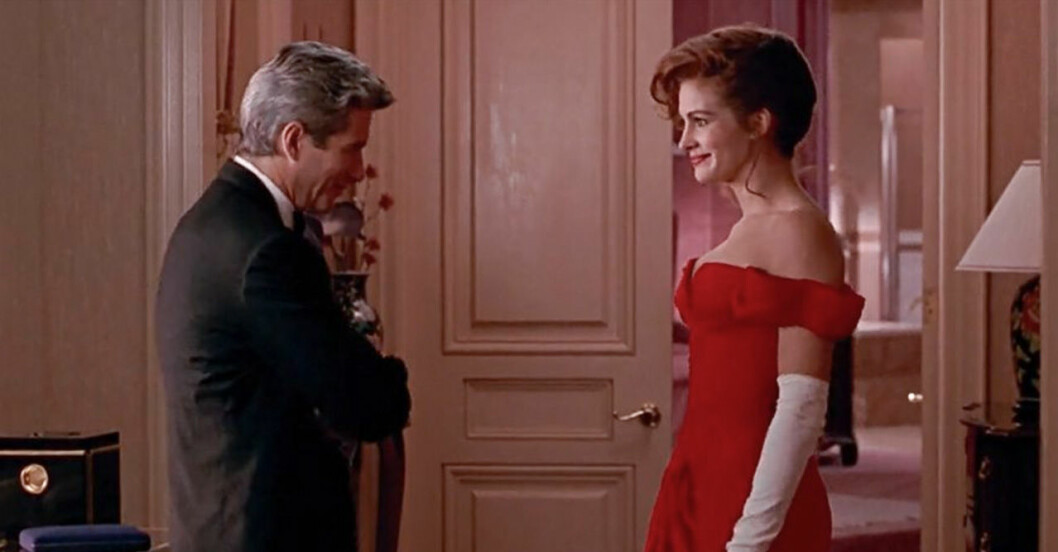 Julia Roberts i Pretty Woman