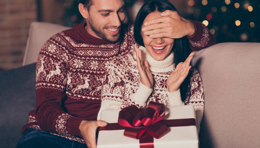 Så säger du att du inte tyckte om julklappen