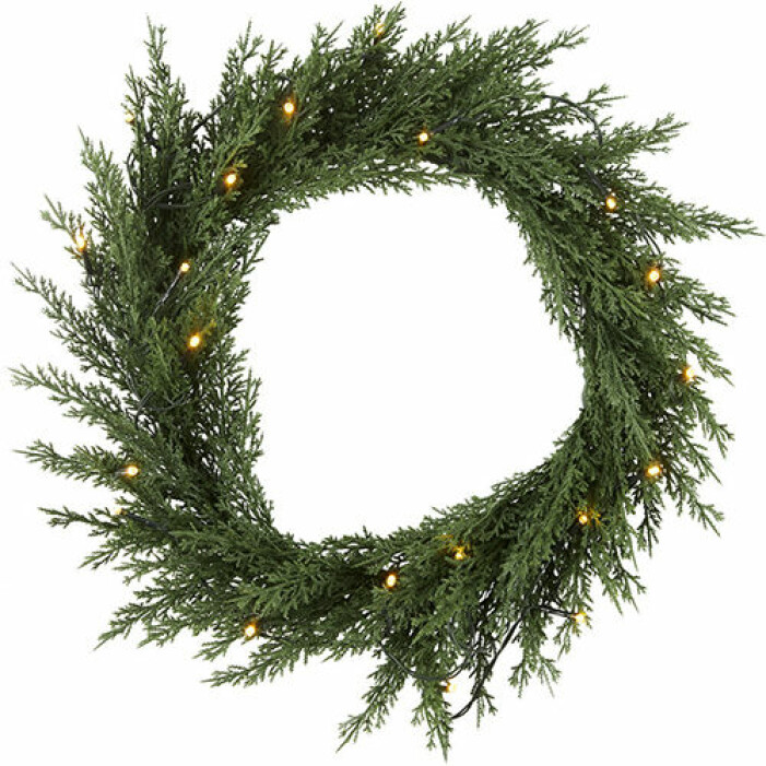 Julkrans, Åhléns