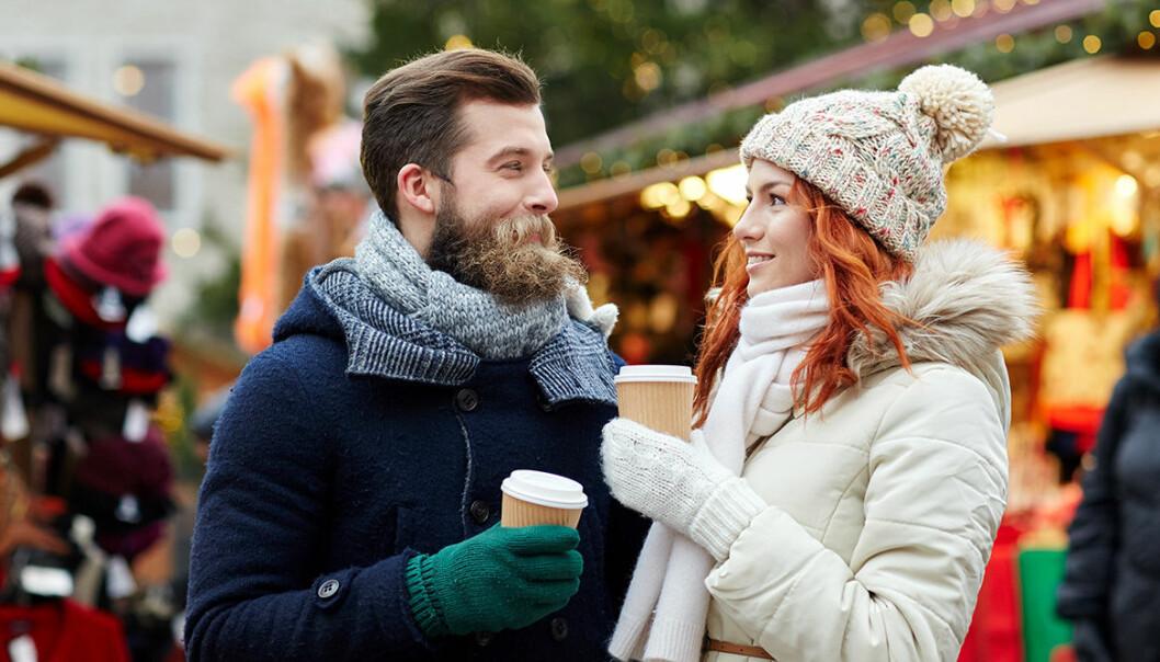 Besök en julmarknad i Stockholm med någon du tycker om!