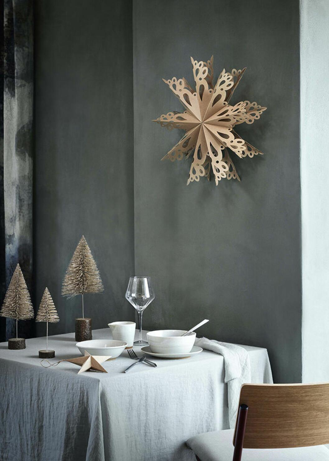 Nordisk designinspiration hos Broste Copenhagen i jul