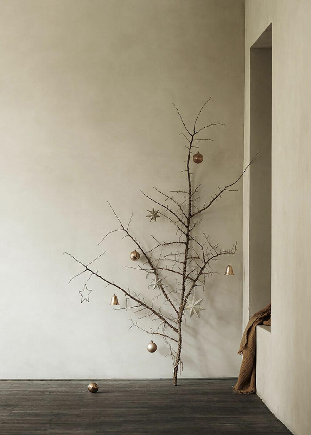 Minimalistiskt och nordisk känsla hos Tine K Home julen 2019