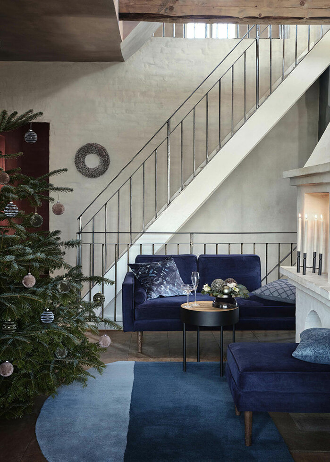 Väl valda detaljer skapar julstämning hos Broste Copenhagen julen 2019