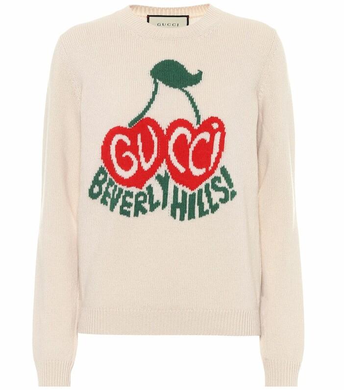 jultröja från Gucci