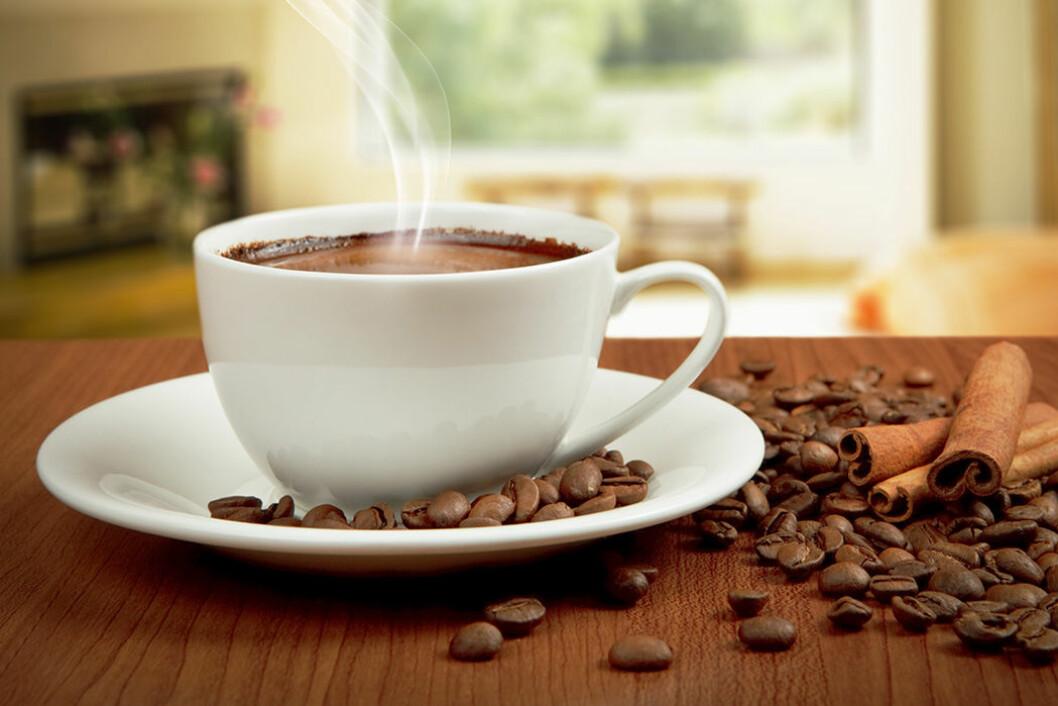 Koffein är beroendeframkallande.
