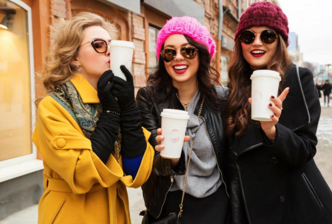 Så mycket kaffe ska du dricka för att leva längre.