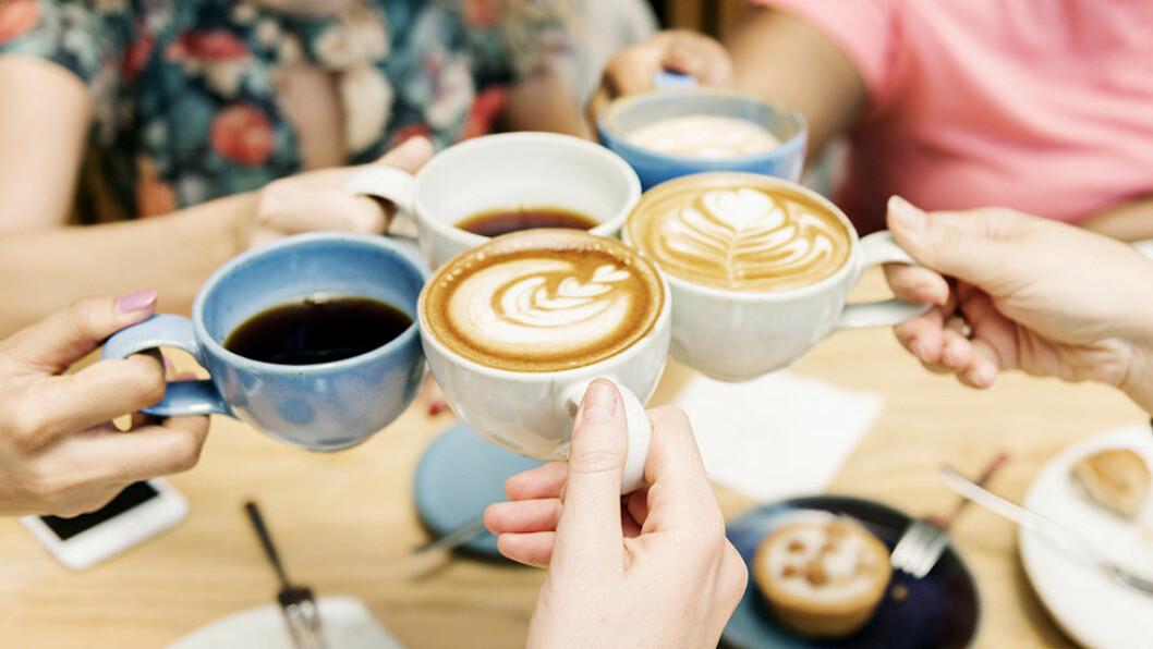 Hur dricker du ditt kaffe?