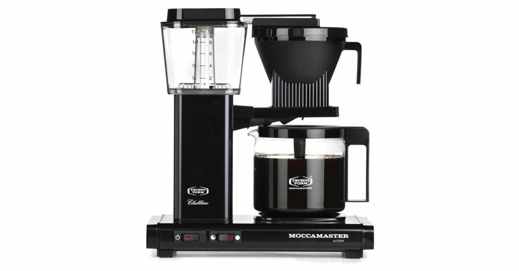 Kaffebryggare till första hemmet