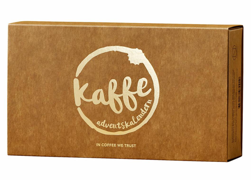 NABO kaffekalender 2020