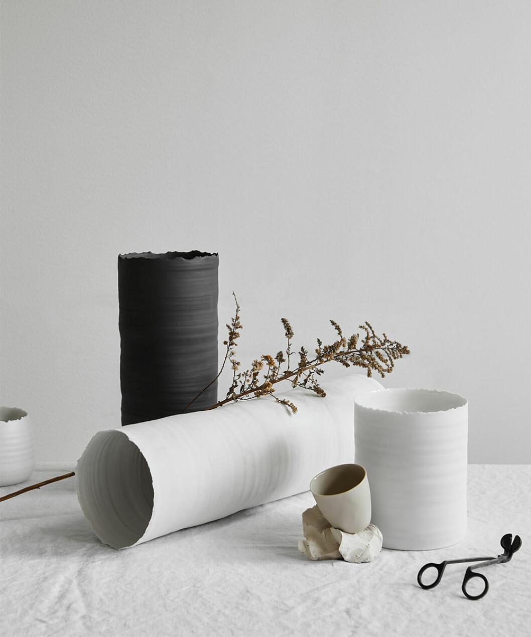 Keramik från Kajsa Cramer