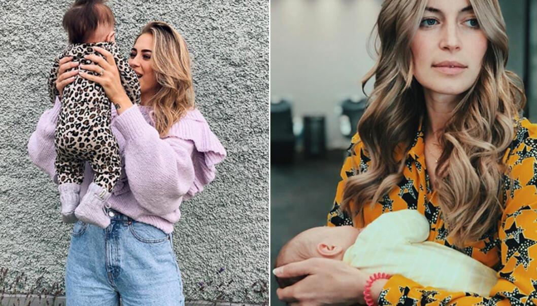 Svenska kändisar som har fått barn 2019. Kenza och Cissi Fors är två exempel på kändismammor