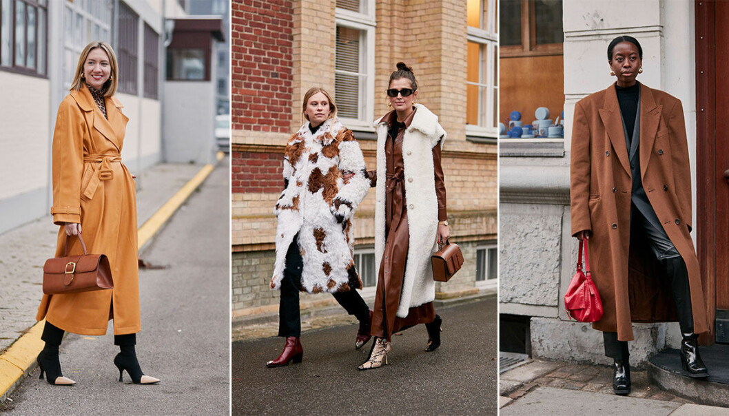 Streetstyle-inspiration från Köpenhamns modevecka.