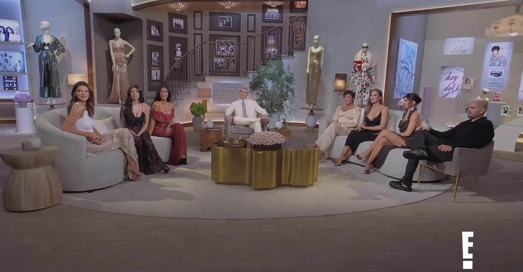 Keeping up with the Kardashians reunion