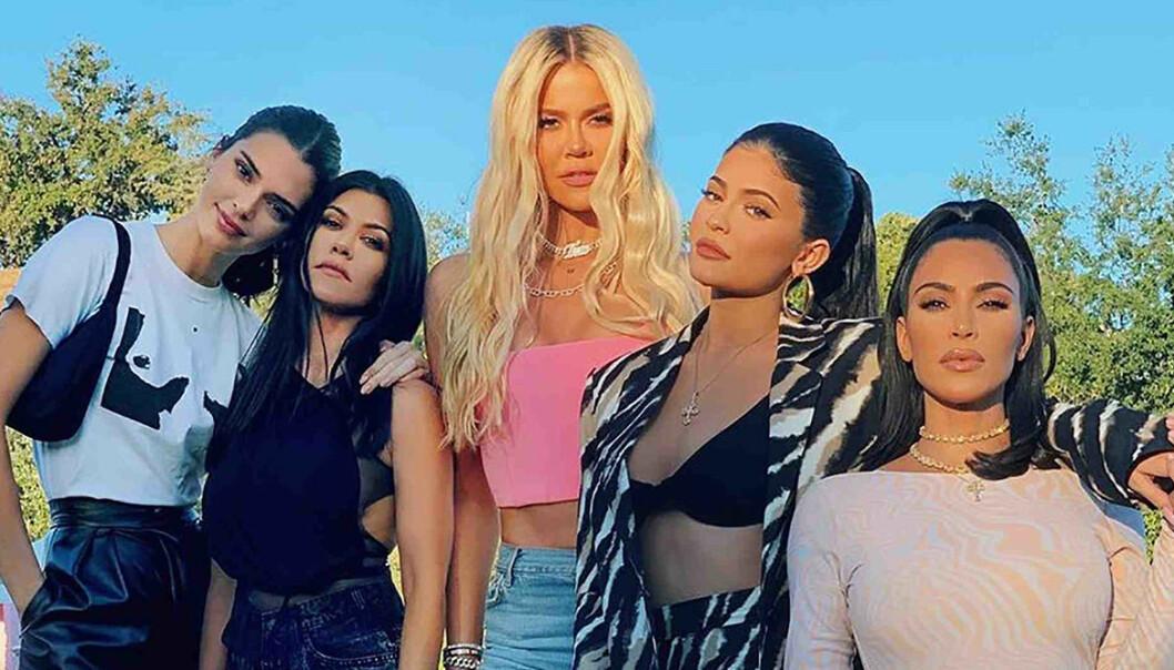 Familjen Kardashian är tillbaka med ny realityserie – här kan du se den.