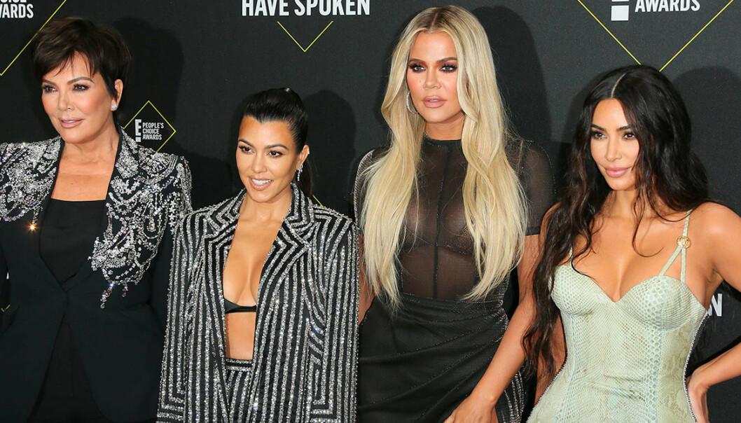 Tecken på att Keeping up with Kardashians skulle läggas ner