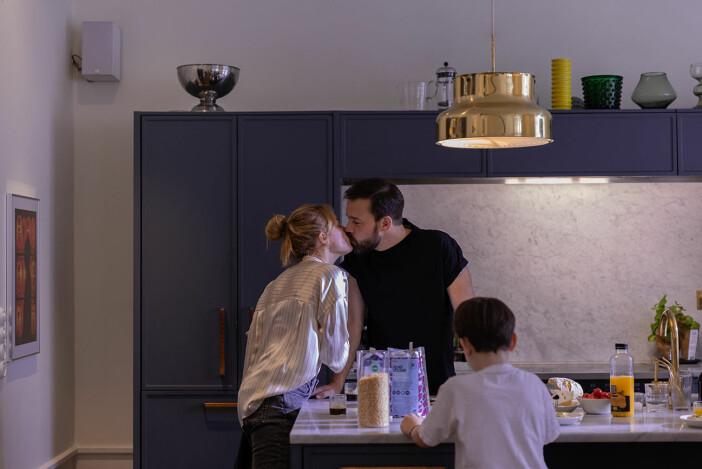 kärlek och anarki - lägenheten Sofie bor i