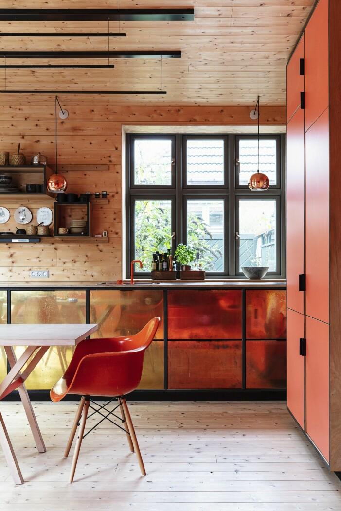 Hemma hos Karsten Lulloff Köpenhamn köket