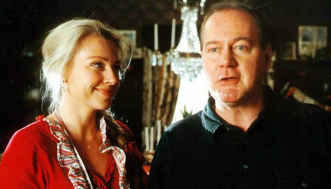 Katarina Ewerlöf, Peter Haber