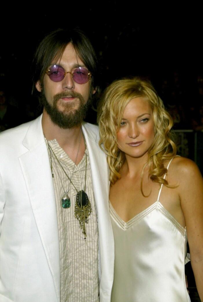 Kate Hudson och Chris Robinson