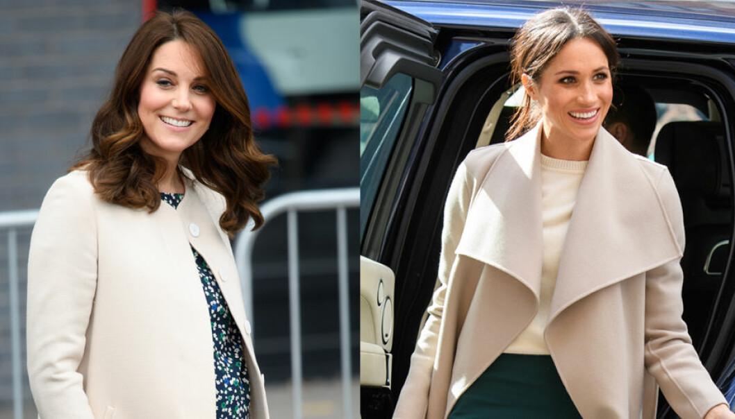 Kate Middleton och Meghan Markle kommer att bli emojis.