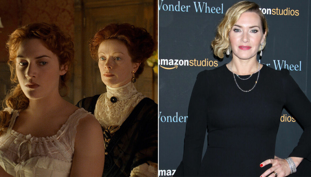 Kate Winslet och Frances Fisher