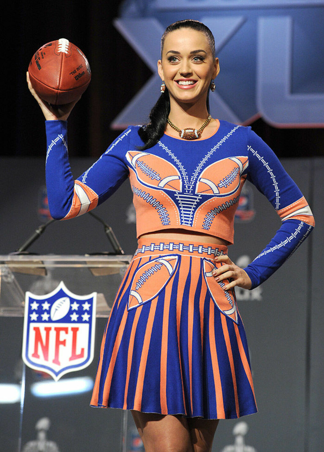 Pepsi Super Bowl XLIX Halftime Press Conference