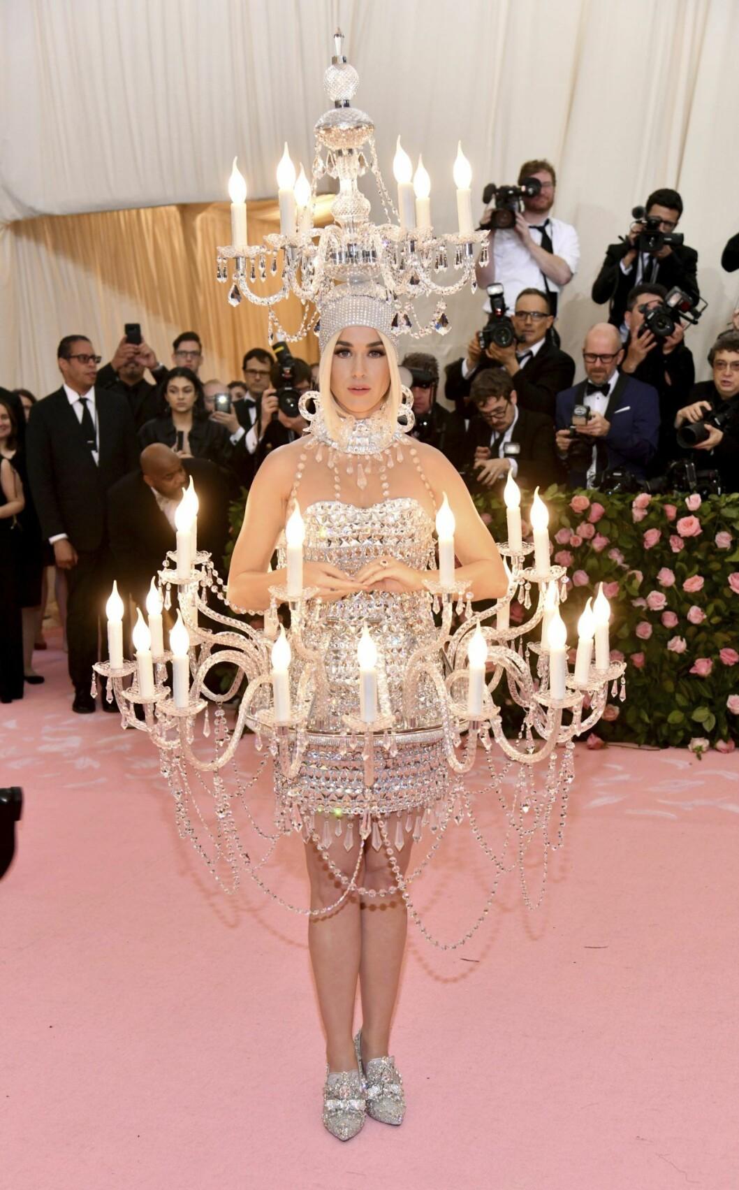 Katy Perry på MET-galan 2019