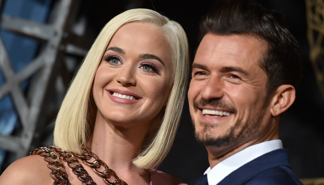 Katy Perry och Orlando Bloom har blivit föräldrar