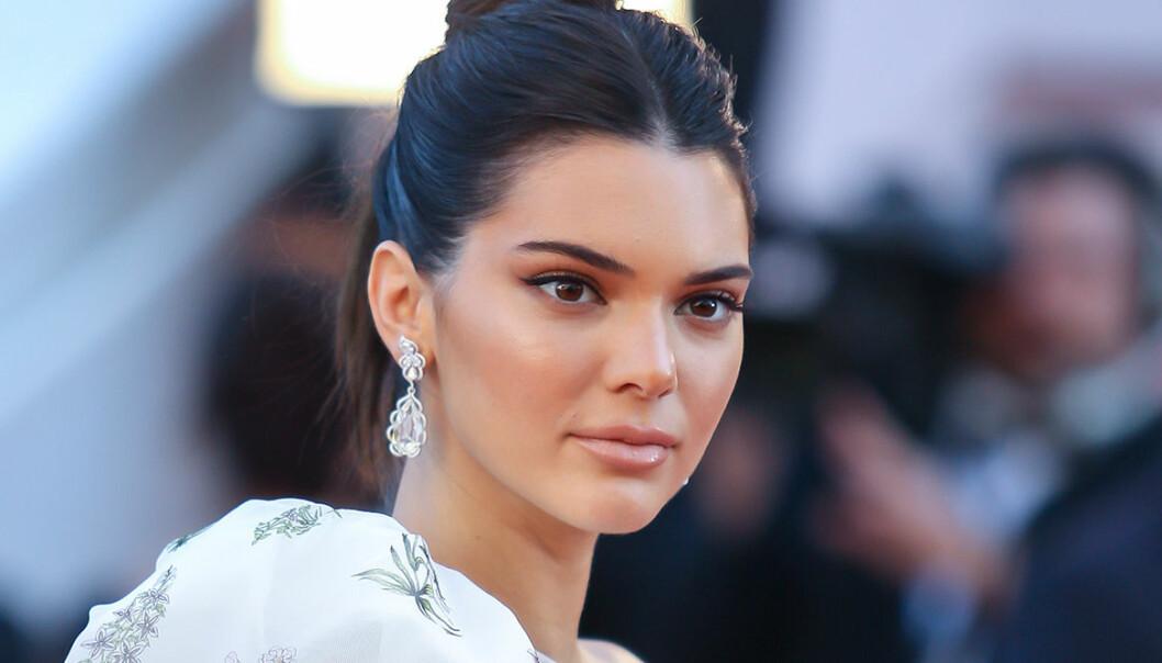 Kendall Jenner visar upp kärleken till Devin Booker på Instagram