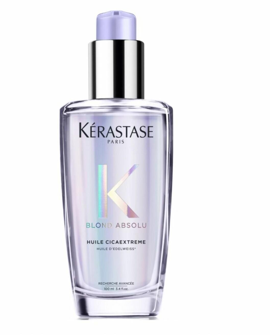 Blond absolu huile cicaextreme hair oil från Kerastase