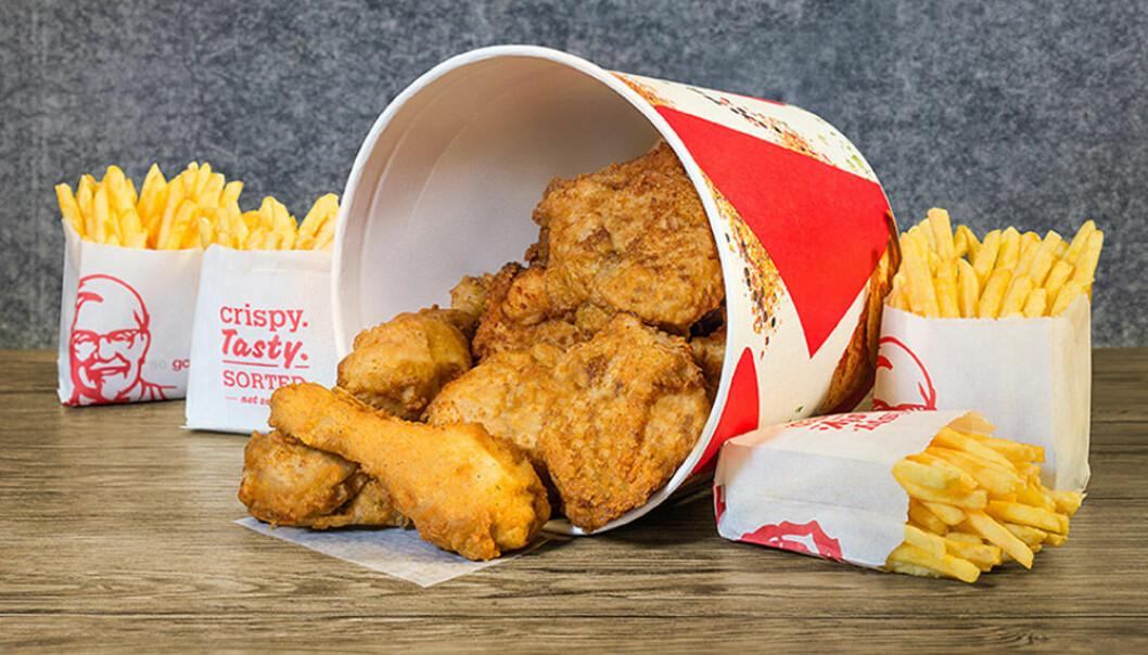 KFC planerar att öppna i Bromma Blocks utanför Stockholm.