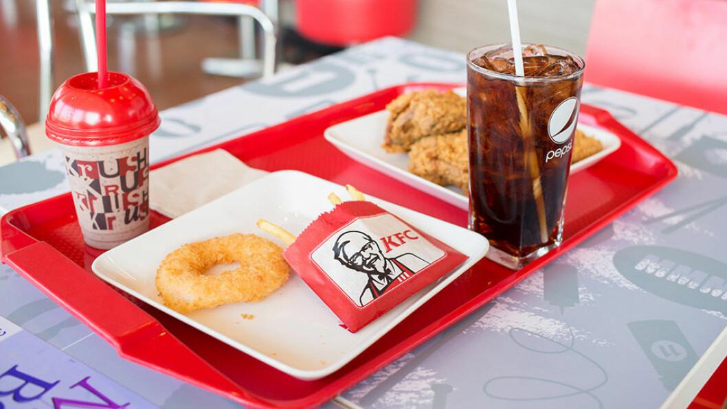 KFC öppnar i Göteborg. Foto: Shutterstock