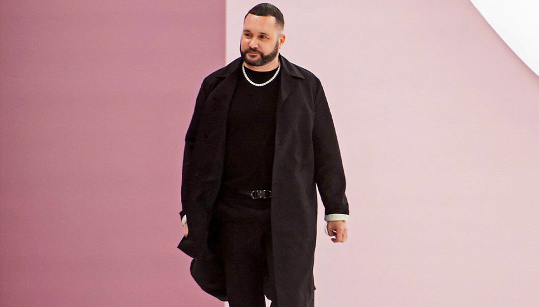 Dior's chefsdesigner Kim Jones ny chefsdesinger på Fendi