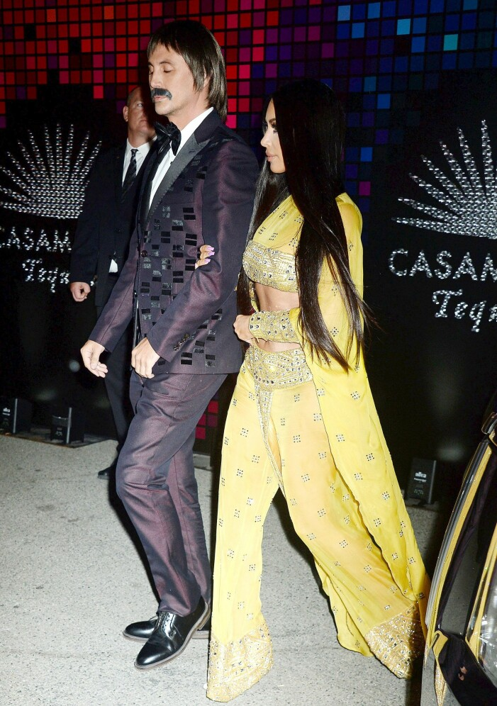Kim Kardashian Cher Halloween