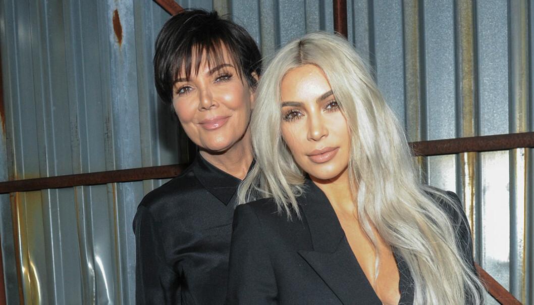 Kris Jenner om Kim Kardashian och Kanye Wests skilsmässa