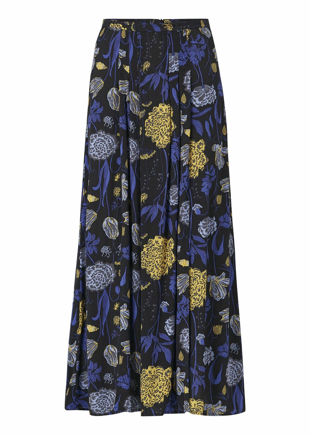 Blommig kjol från Ellos x Sandberg Wallpaper
