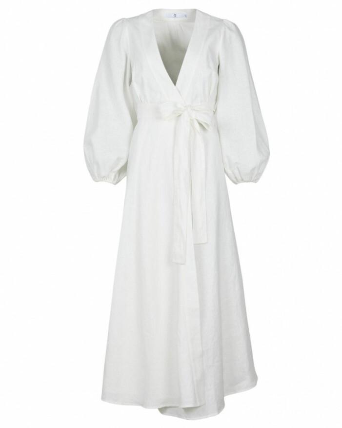 maxiklänning linne