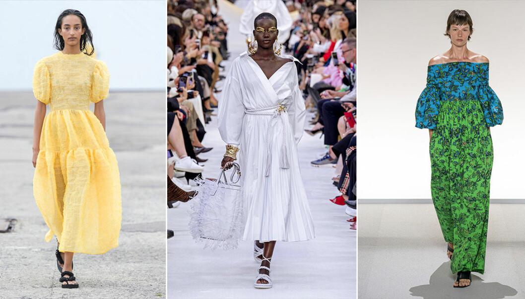 ELLEs stora guide till klänningsmodet 2020