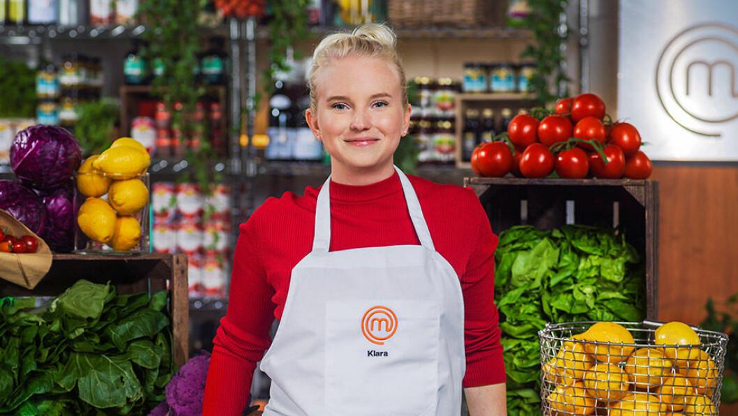 Klara Lind blev Sveriges Mästerkock 2017!