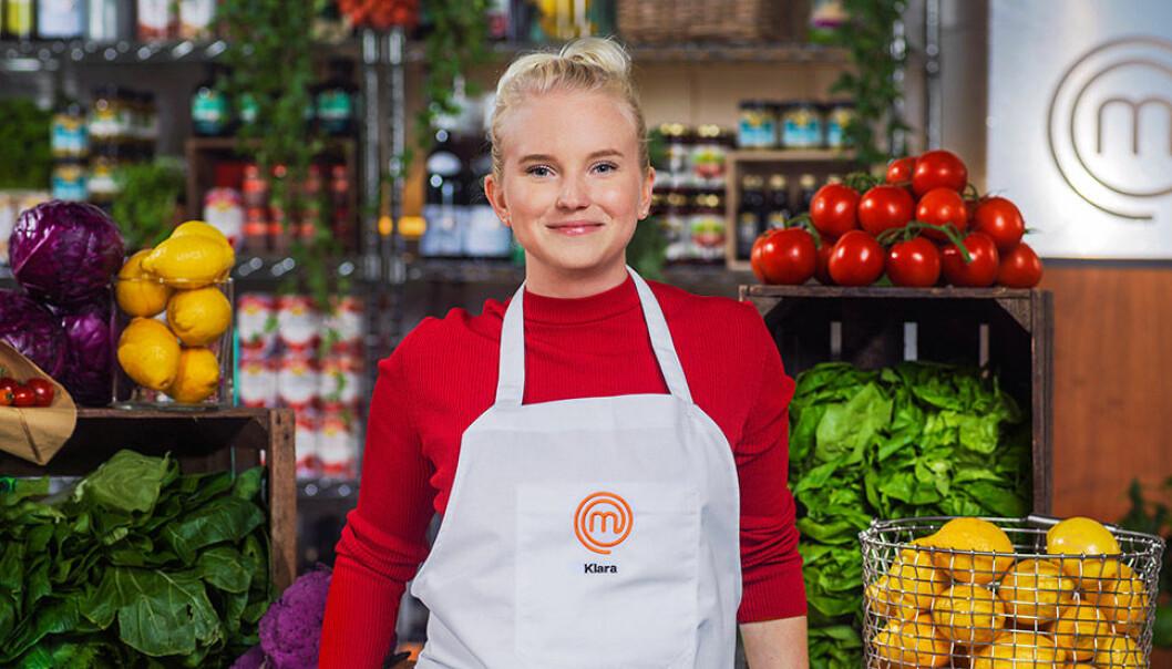 Klara Lind är Sveriges Mästerkock 2017!