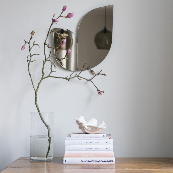 Spegel Perho från Klong